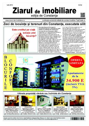 Ediţia de Constanţa, 25 Iunie 2013